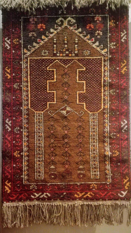 Afghan Prayer Rug  (2018/B4)