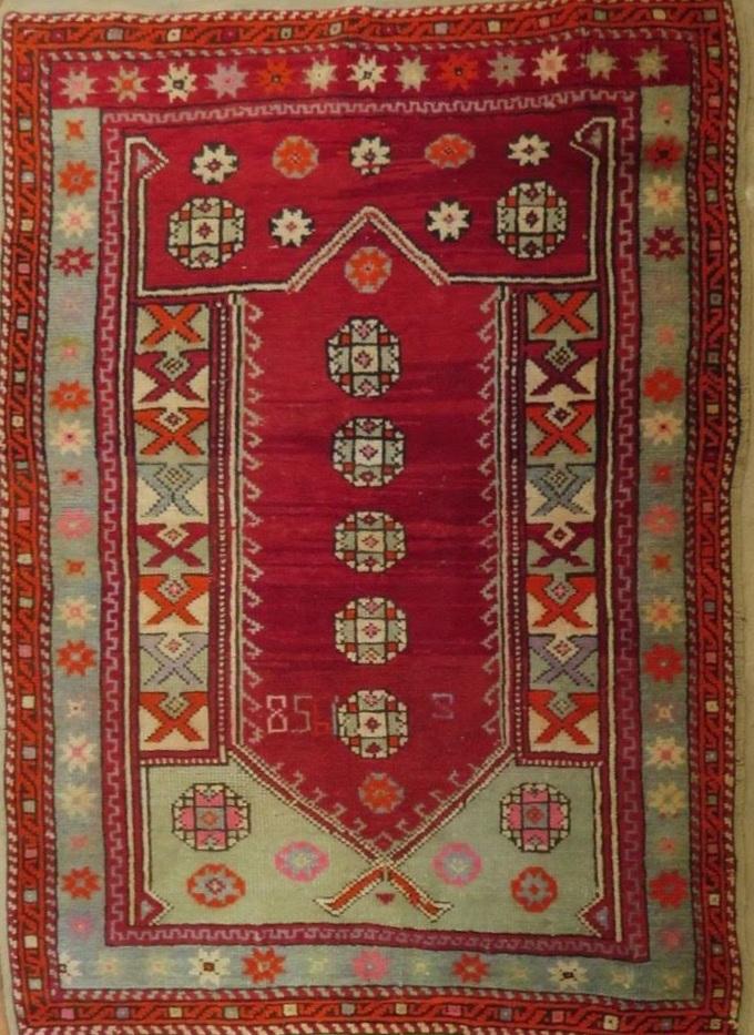 YUNTDAG - Anatolian Prayer Rug (2018/B5)