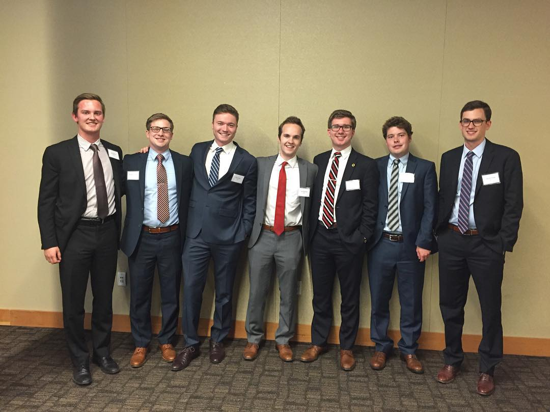 No fraternity has had more members in the renowned University of Oregon Investment Group.