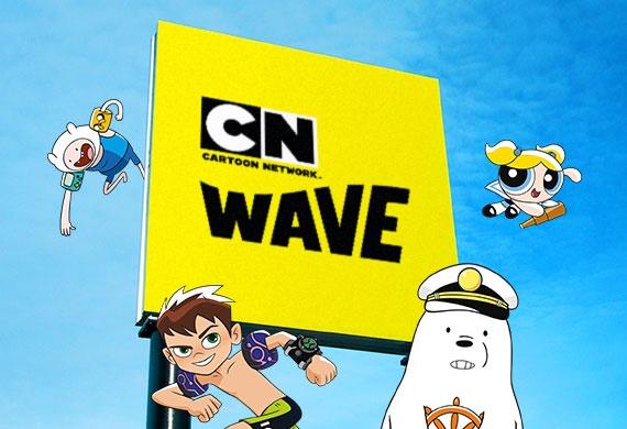 Cartoon Network Wave Cruise