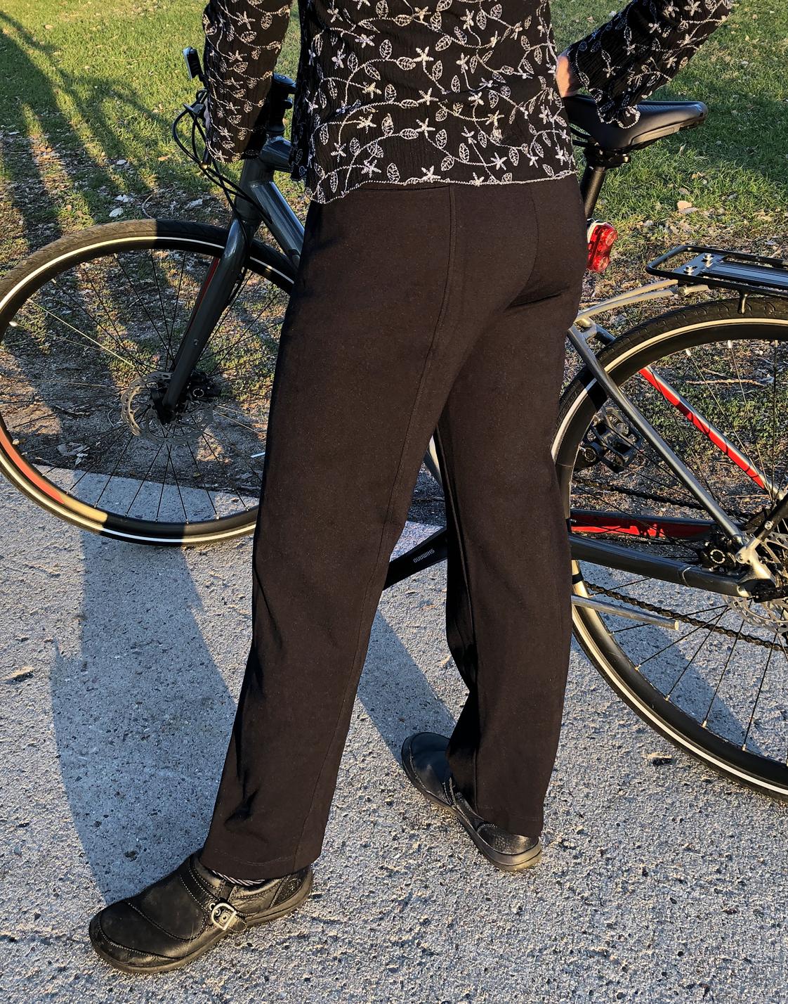 Porus Pants in Black….at sunset :)