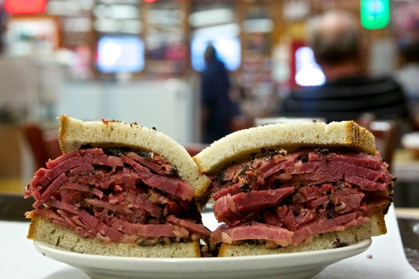 What's the Difference Between Pastrami and Montreal Smoked Meat?   Serious Eats: 9 Jun 2014