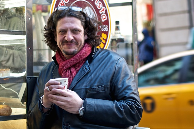 A Q&A With Jay Rayner, Who Lost His Moral Compass On The Cronut Line   Gothamist: 19 Nov 2014