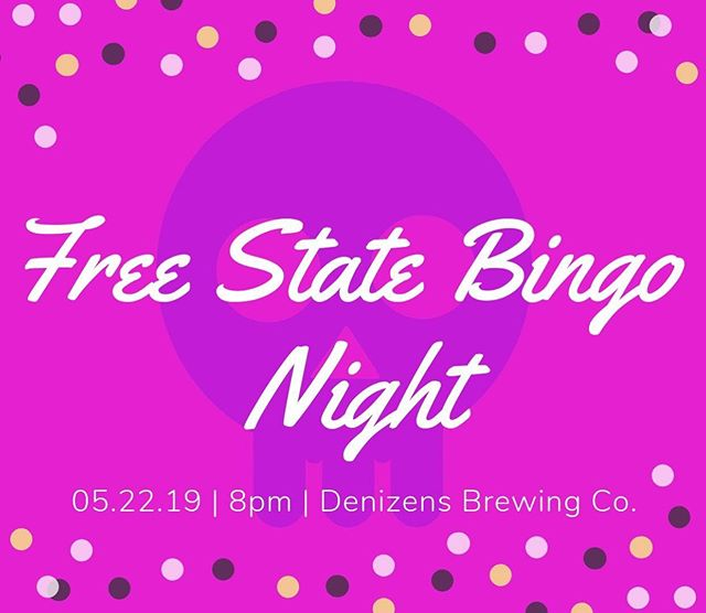 Tonight! @denizensbrewing for bingo, brews, and prizes! 🍻🍻🍻🍻🍻🍻🍻🍻🍻 #montgomerycountymd #mocomd #rockvillemd #silverspring #silverspringmd #thingstodoinmd #thingstodoindc #bingonight #dmv #thingstodoindmv #supportyourlocalrollerderby#happyhumpday🐫