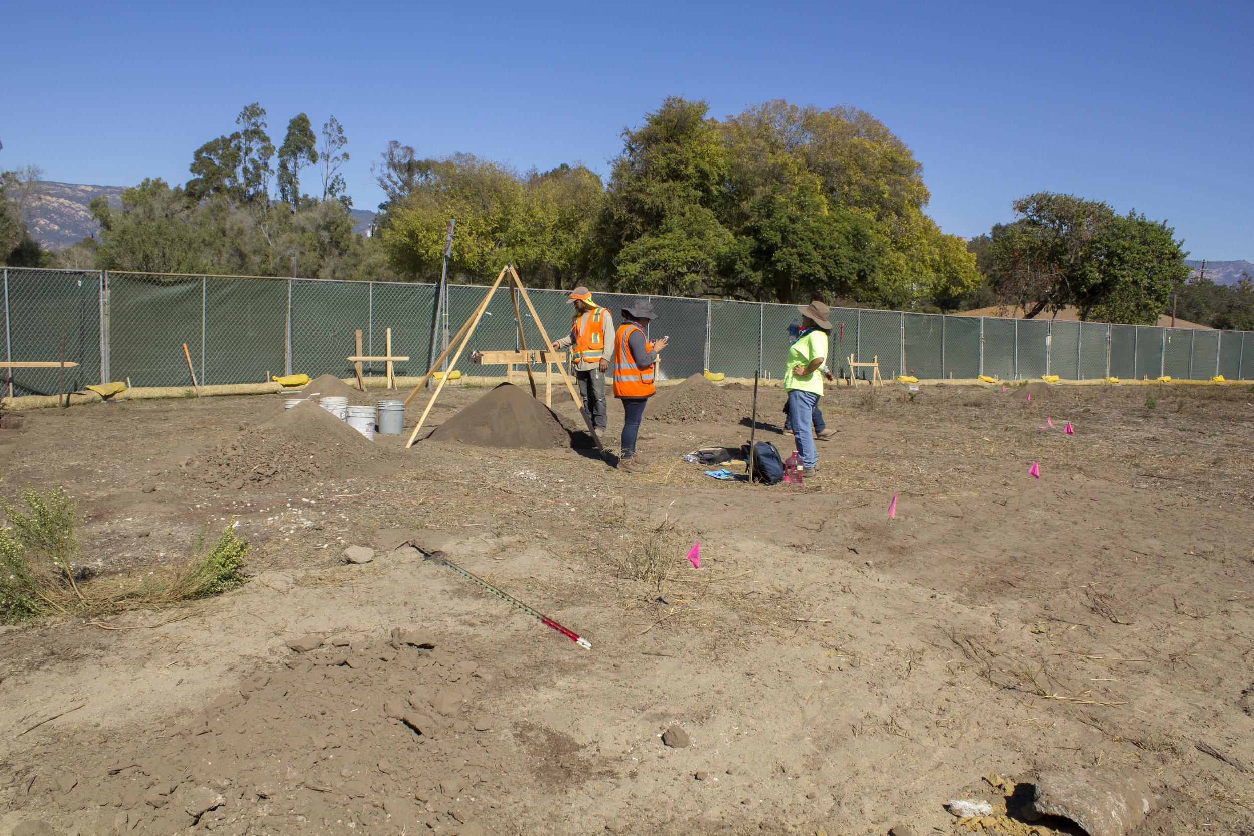 Begining constructiion sifting excavation.jpg