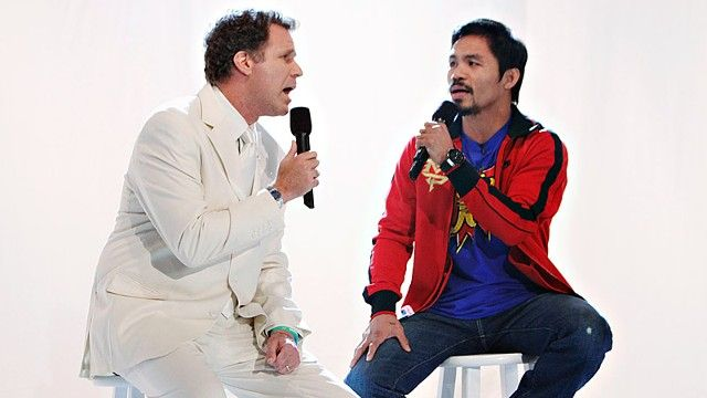 Singing Manny