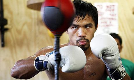 Focused Manny