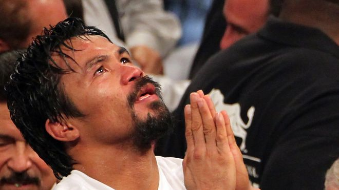 Praying Manny