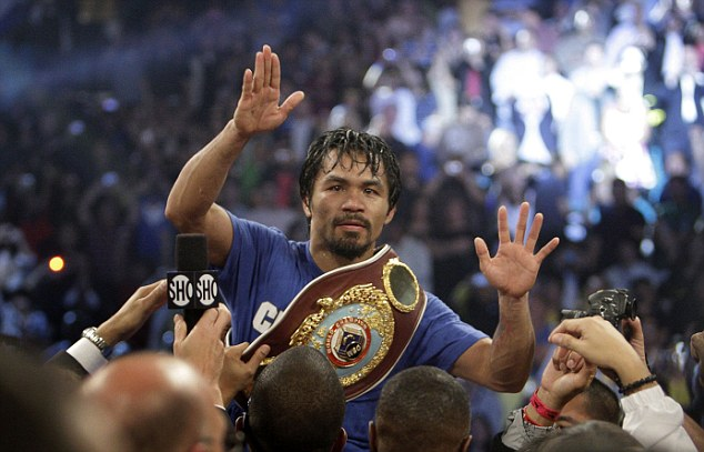 Victorious Manny