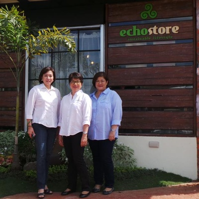 "Pacita ""Chit"" Juan, President of Philippine Coffee Board & Co-Founder of EchoStore which promotes sustainability in the Philippines."