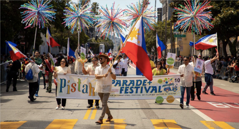 News — FAAE Pistahan Parade and Festival