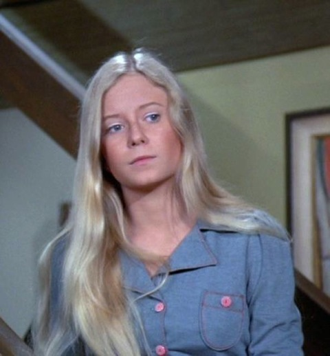 """""""My counselor reminded me of what Jan Brady would have been like, if she had somehow survived the 80's without a style makeover"""""""