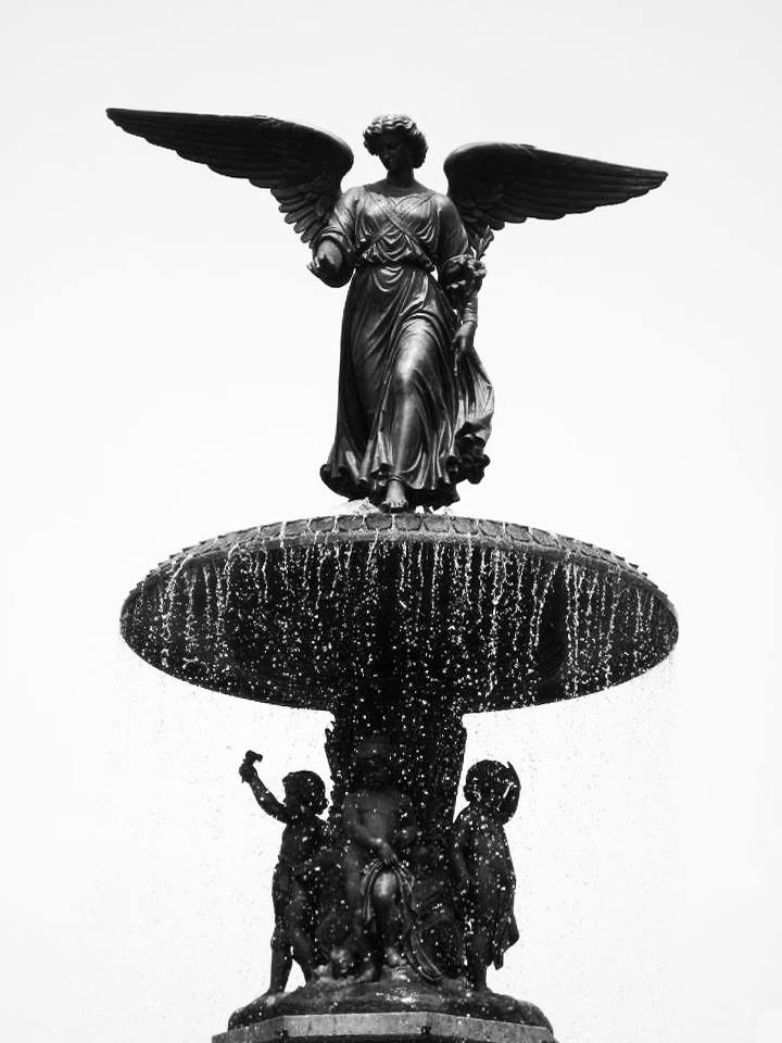 Click the image for an article on the history and significance of Central Park's Bethesda Fountain