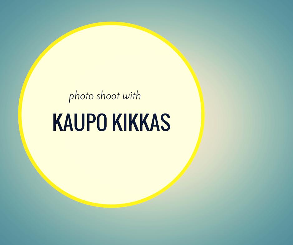 photoshoot with kaupo kikkas