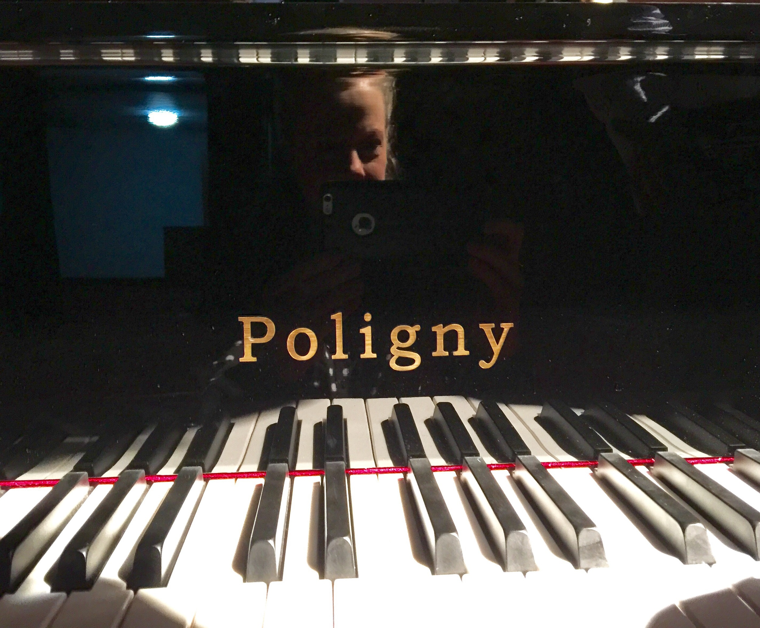 Good, not great. The Poligny instrument is a fine performance piano but perhaps not my first choice.