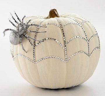DIY Sunday : spider_pumpkin