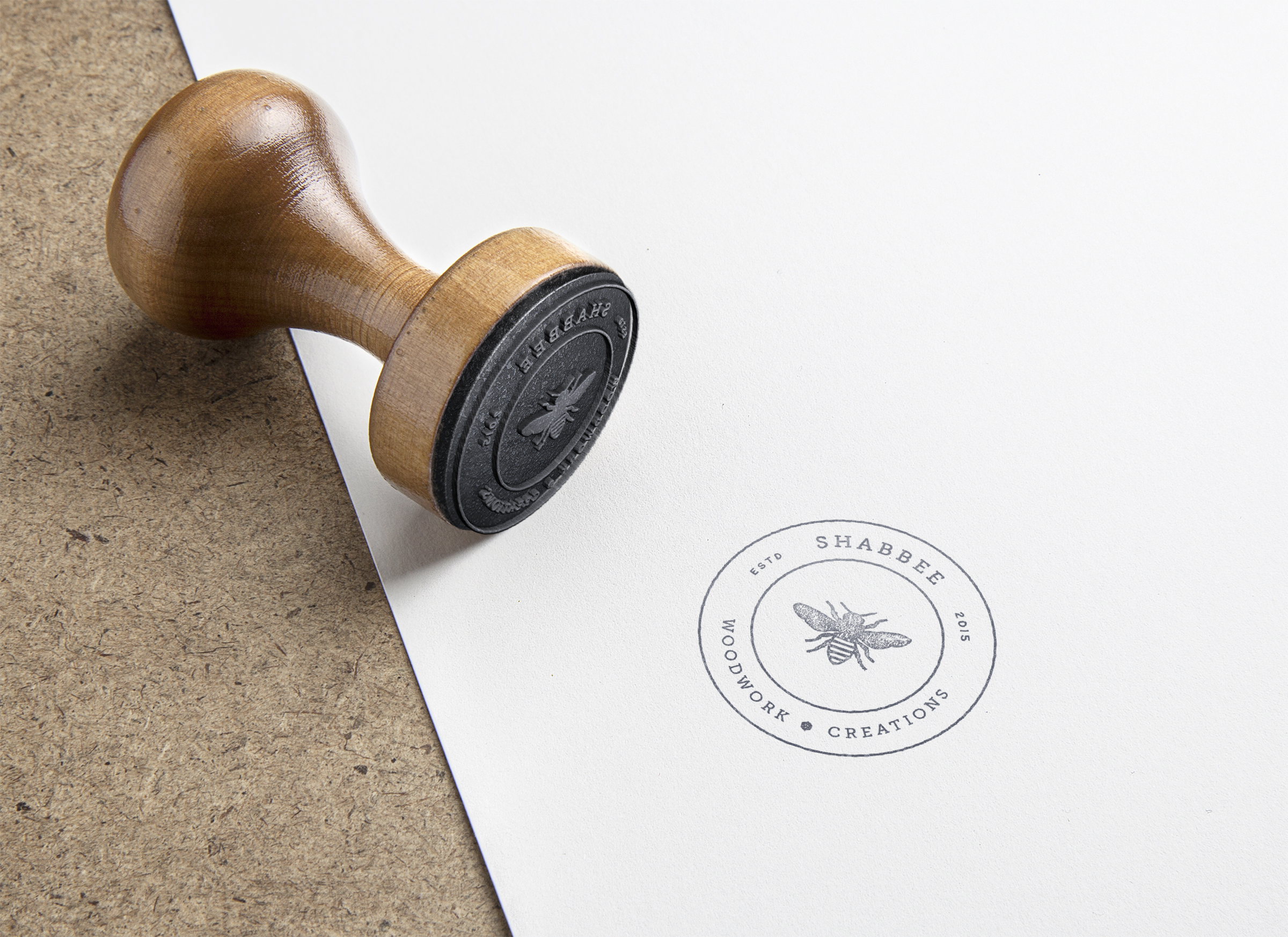 Branding : Shabbee Woodwork Creations | by InBetween Studio