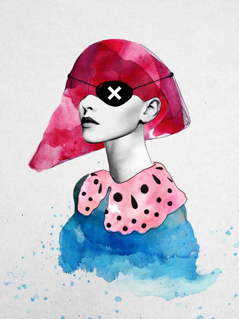 Design Lookout : Jenny Liz Rome | InBetween the Curls