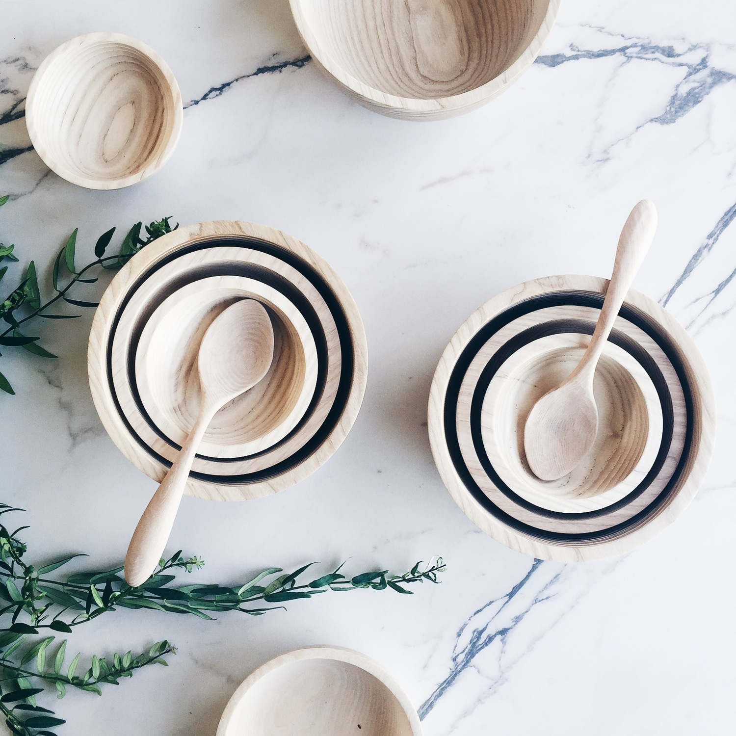 Design Lookout 08 : Wood & Woven | InBetween the Curls