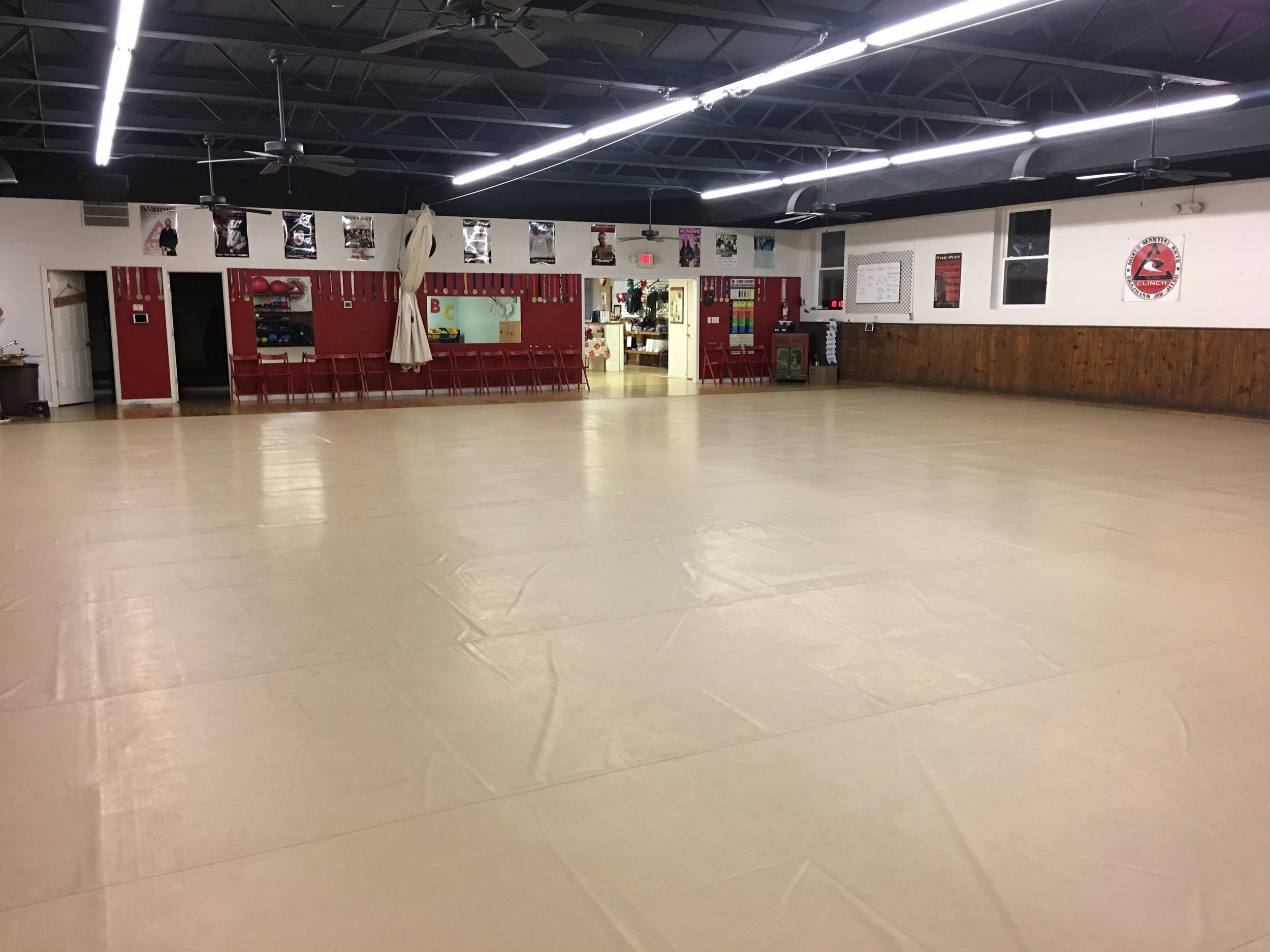 Big Mat Room -