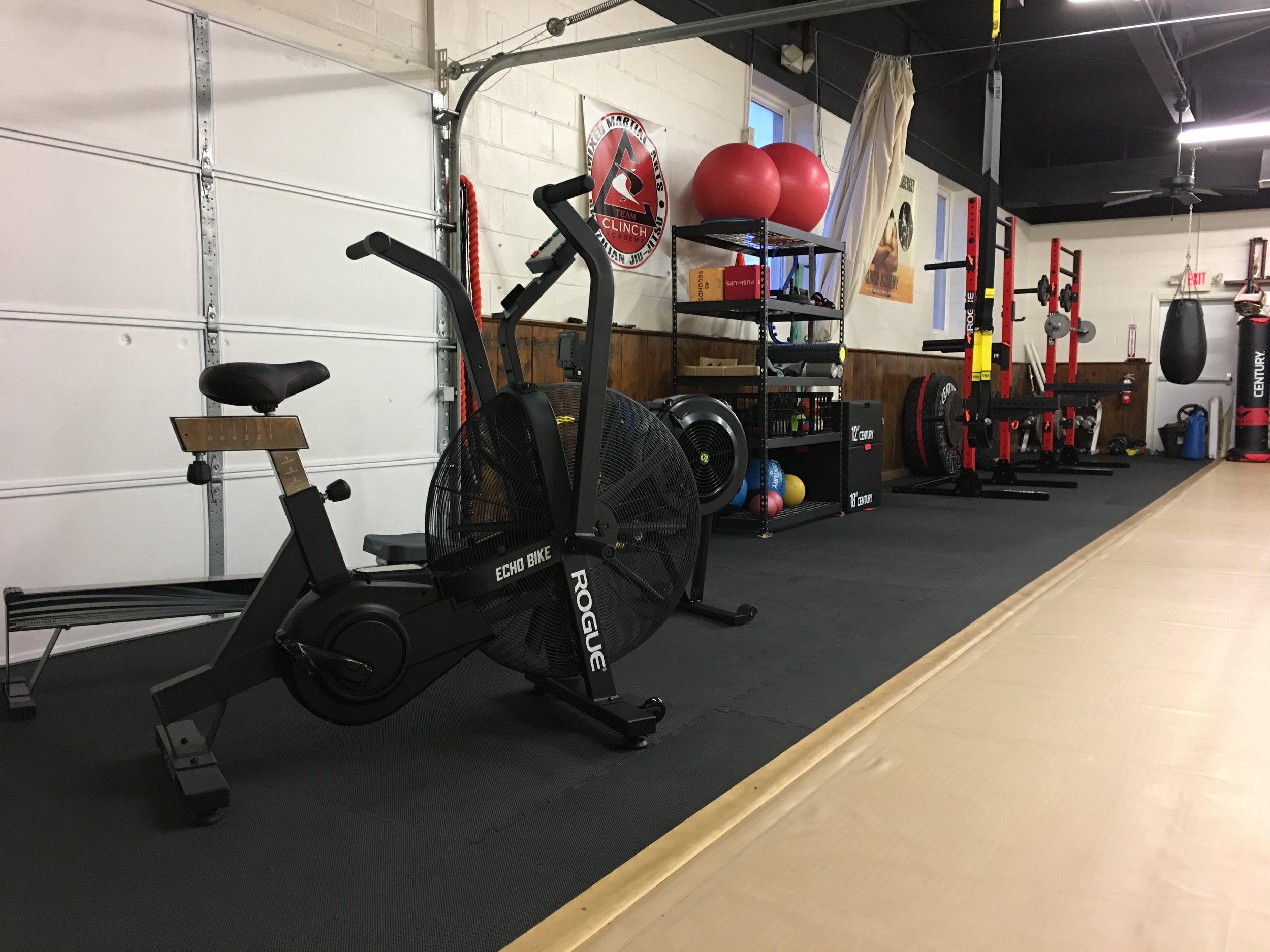Gym Area -
