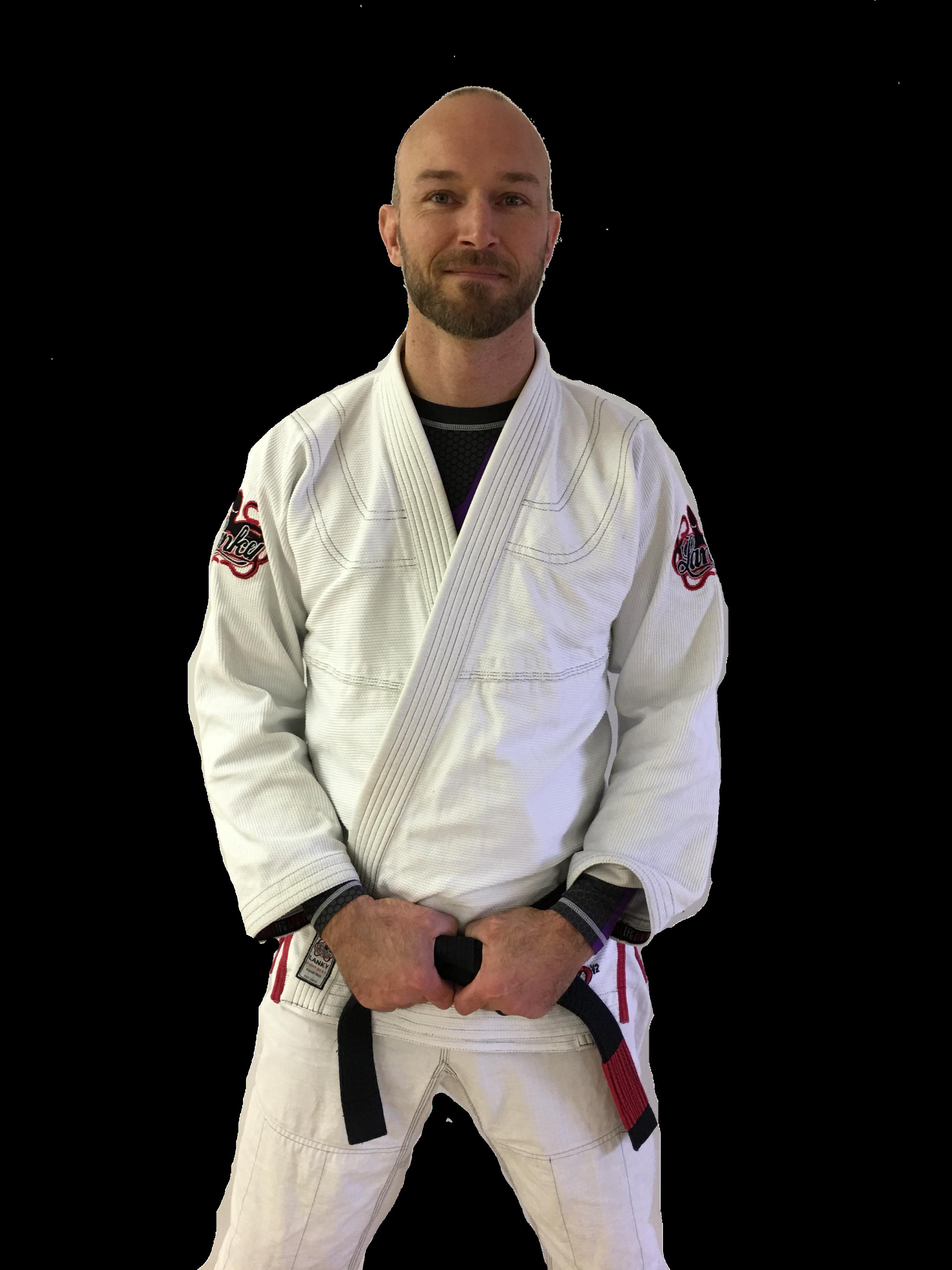 Joshua Madison - Black Belt Instructor