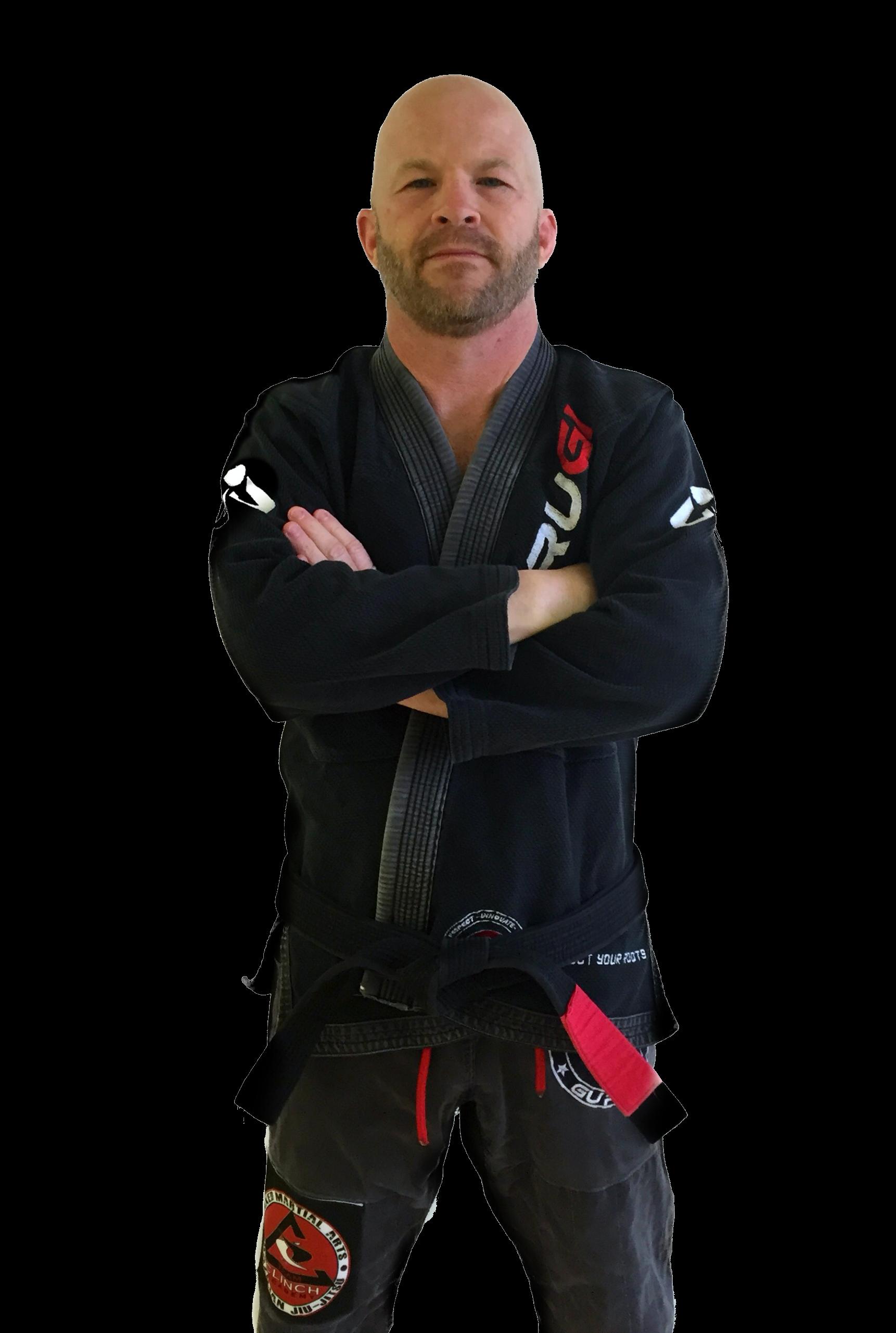 Jason McDonald - Black Belt Instructor