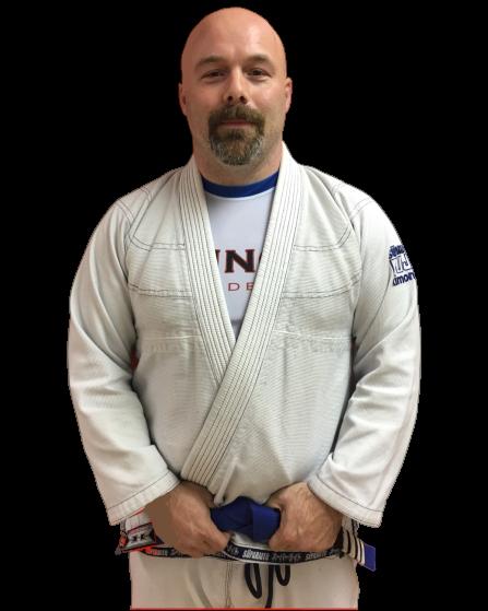 Matt Crutchfield - Blue Belt Instructor