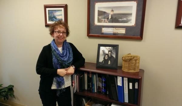 Administrative Assistant Holly Hendricks