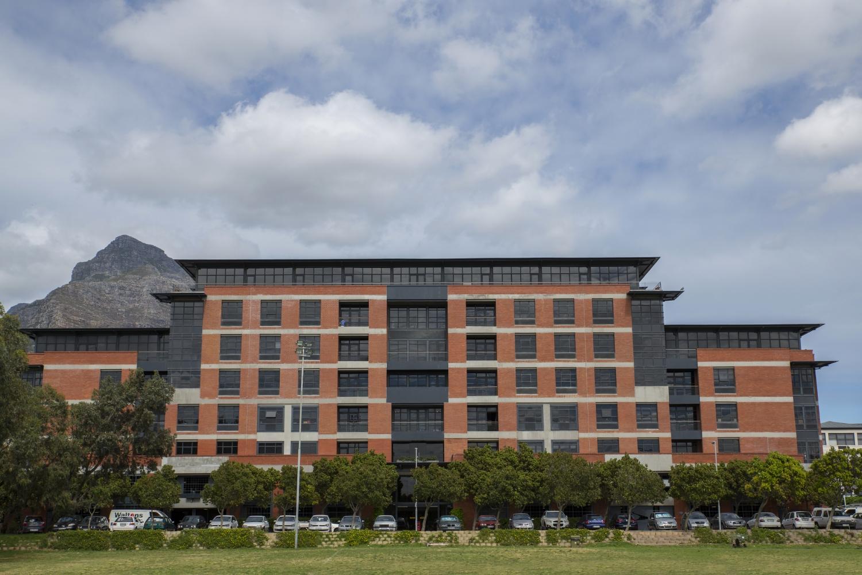 Terraces Building