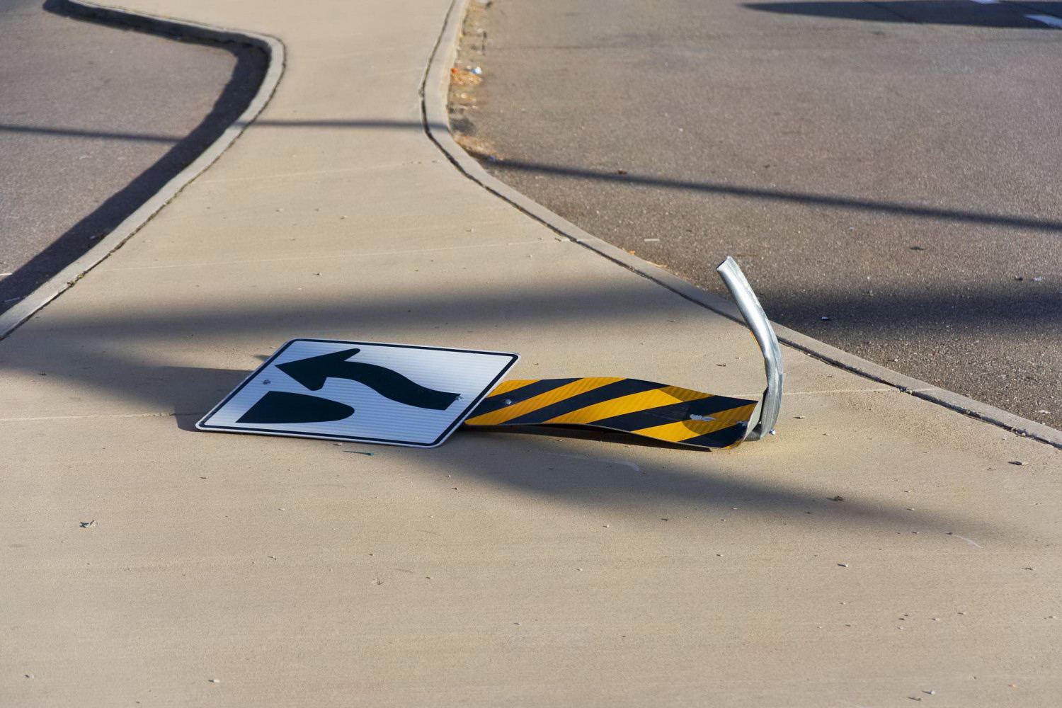 Sign Down Denver No. 45
