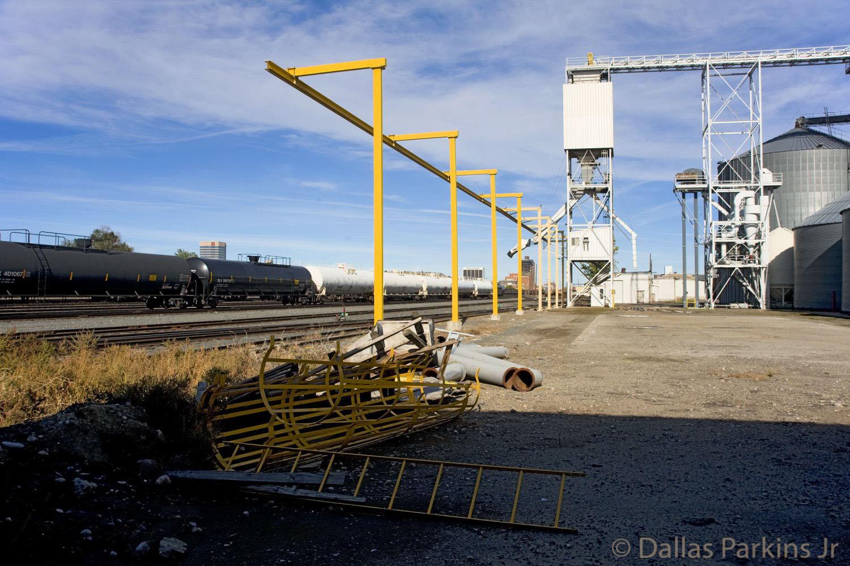 Grain Rail