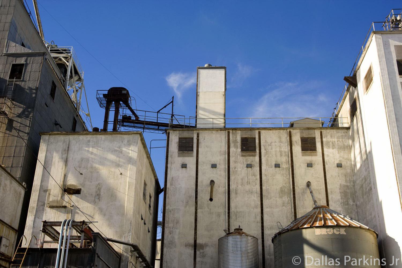Grain Building