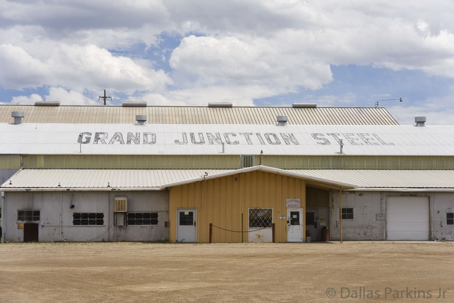 Grand Junction Steel No. 3