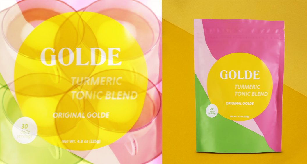 GOLD Turmeric, product