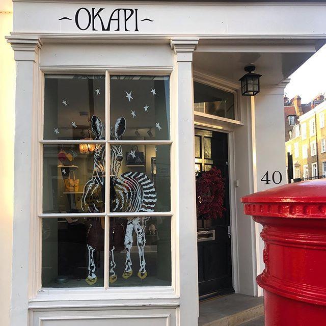 Fouché jewels @okapi.luxury ~ pop into 40 Eaton Terrace ✨