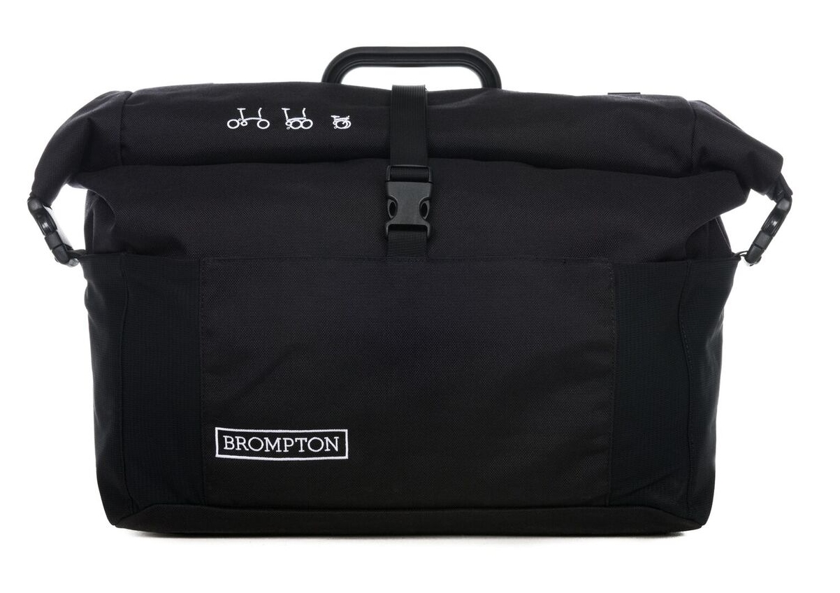 T bag  -Not suitable for S type -Hard-wearing Cordura fabric -Suspended laptop holder -Roll top closure -Water bottle pouch & rear pocket -Multiple compartments  -Shoulder strap -reflective rain cover  -31 Litres