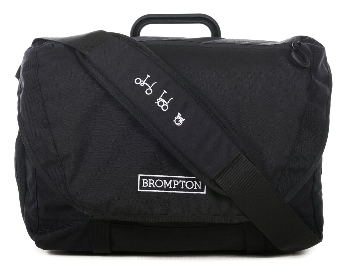 C bag  -Not suitable for S type -Hard-wearing Cordura fabric -Suspended laptop holder -2 rear pockets -Quick-release shoulder strap -reflective rain cover  -25 Litres