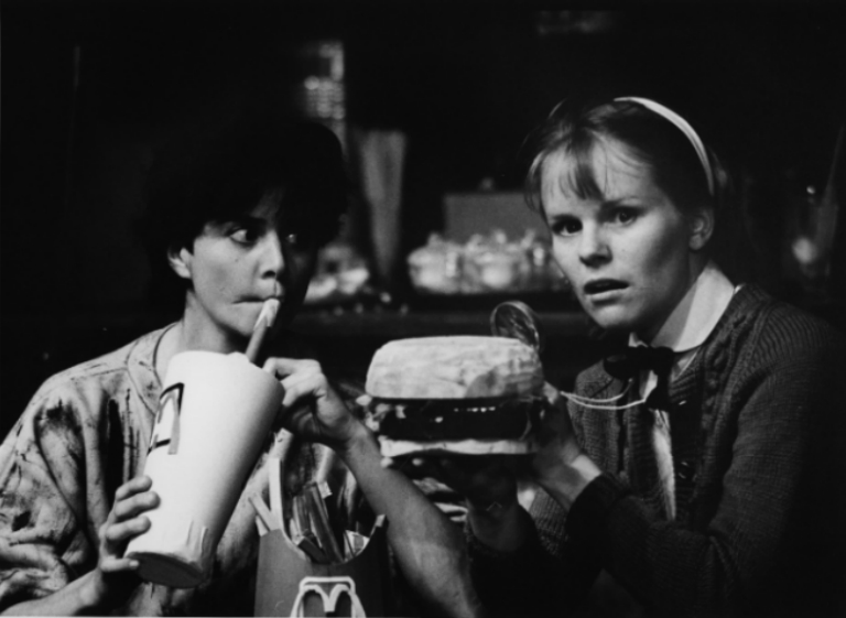Ann-Marie MacDonald and Beverley Cooper, Theatre Passe Muraille