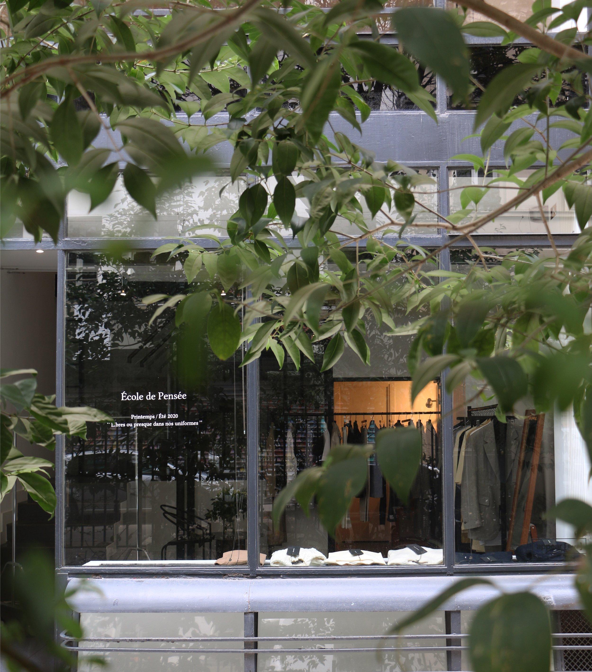 Showroom Paris. 12 rue Bouchardons, 75010