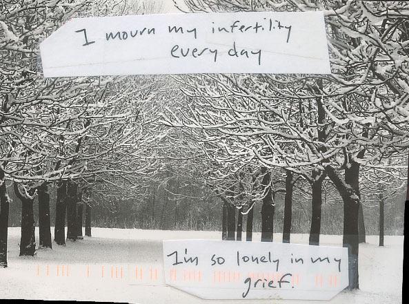 Infertility Post Secret Snow