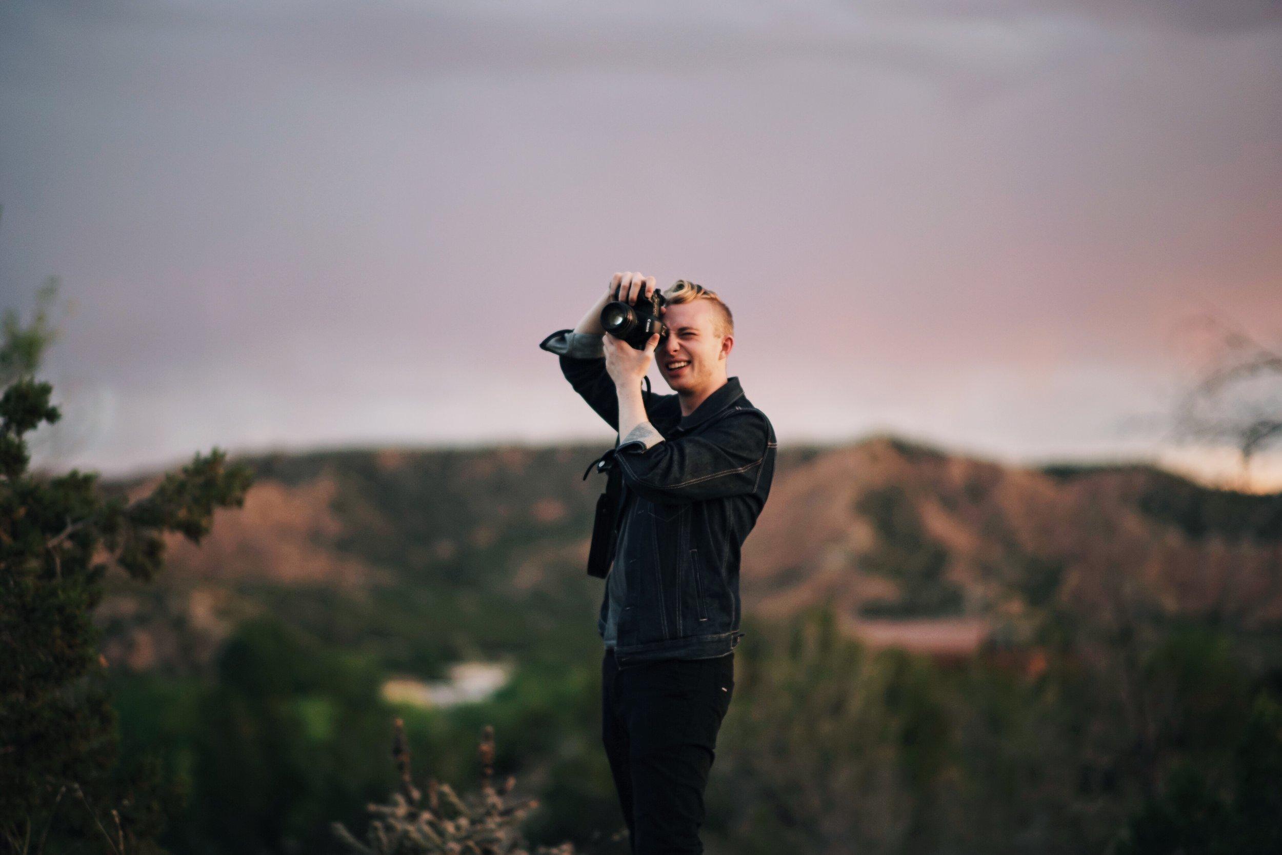 Photo by Adam Shaening-Pokrasso