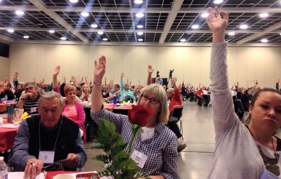 Minnesota Annual Conference members vote overwhelmingly to support fossil fuel screening petitions