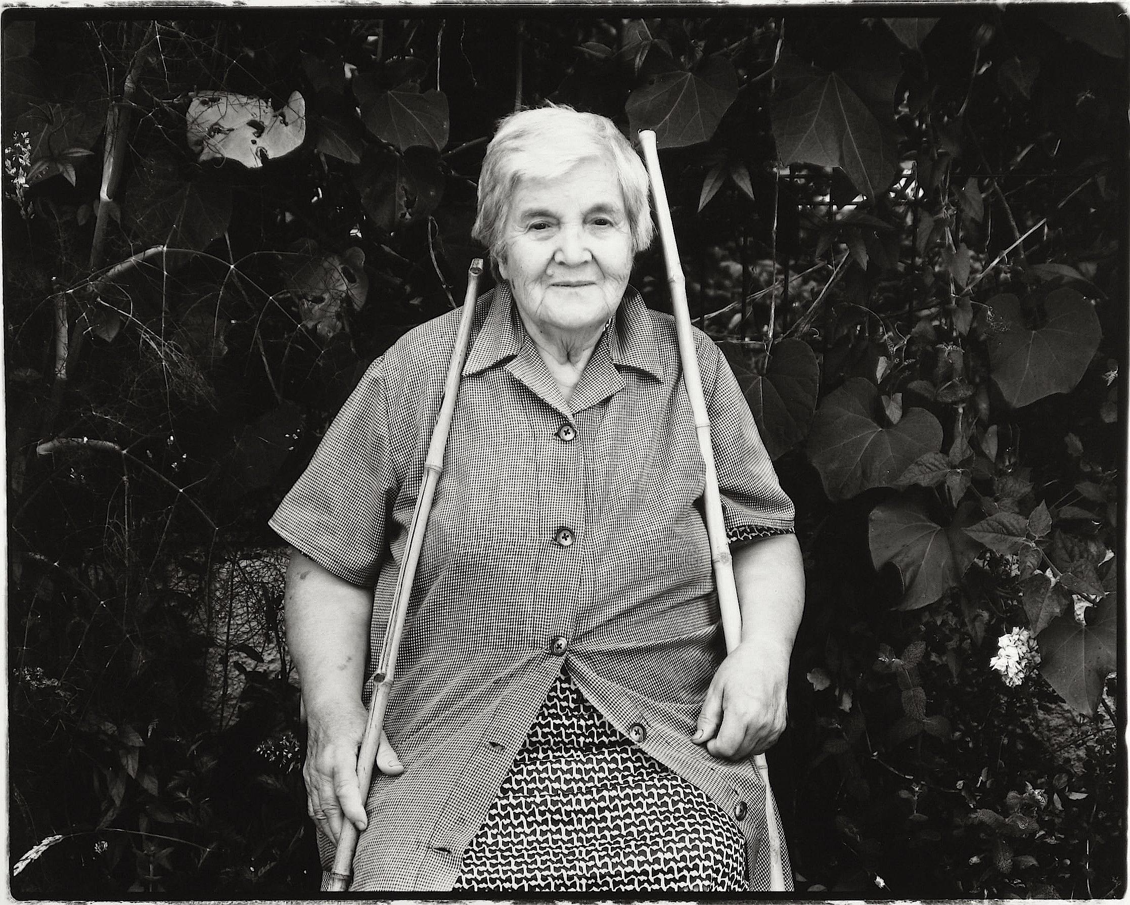 Mª. Francisca Rodríguez Cabanas ,  O Eirovello, Xuño 2014