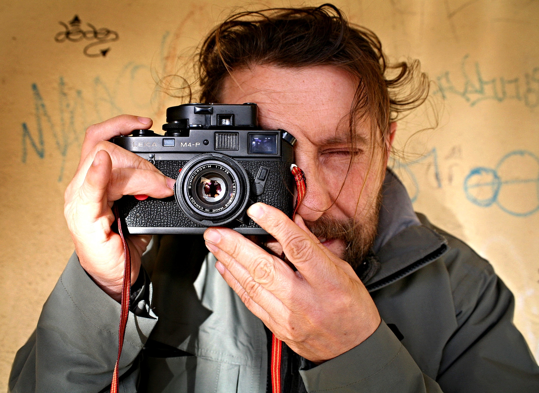 Mi Leica con   35mm Summicron -M f/2.0