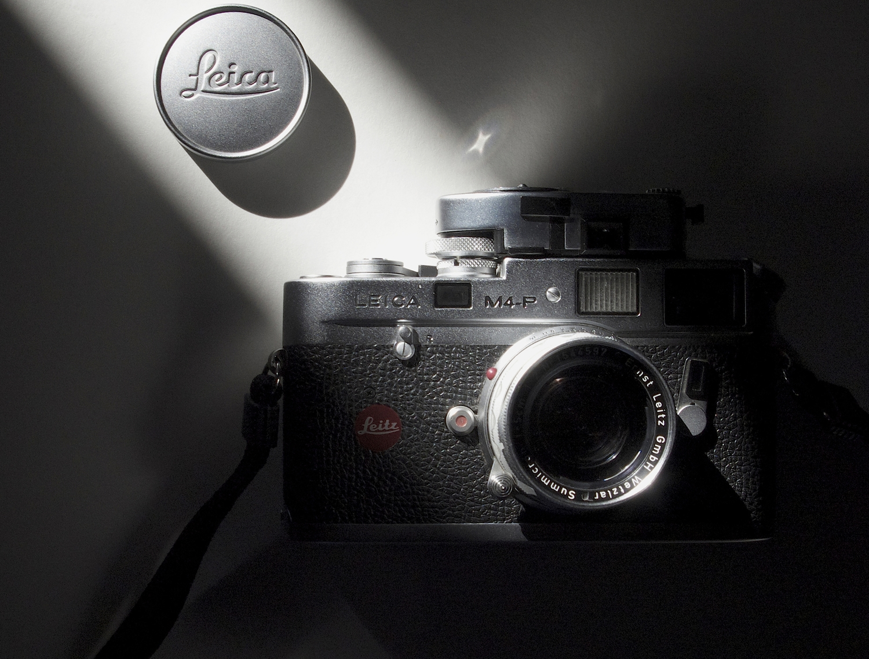 Leica M4-P Summicron F= 5 cm 1:2