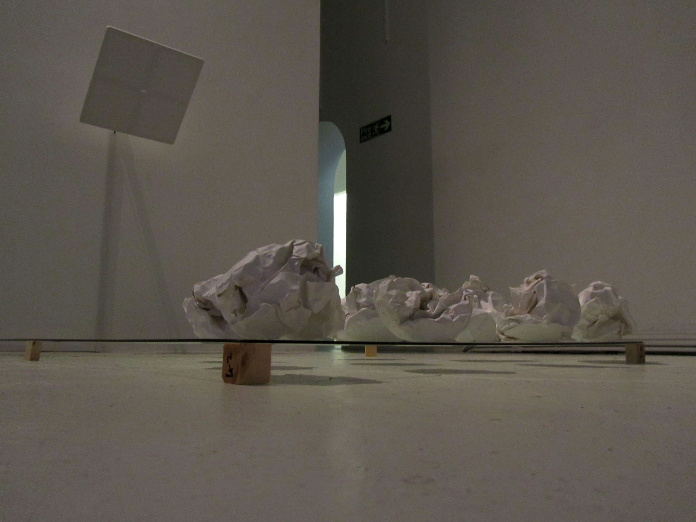 Richard Carr, Residual Error, Installation (View 3). 2015, SOMA Contemporary Gallery.jpg