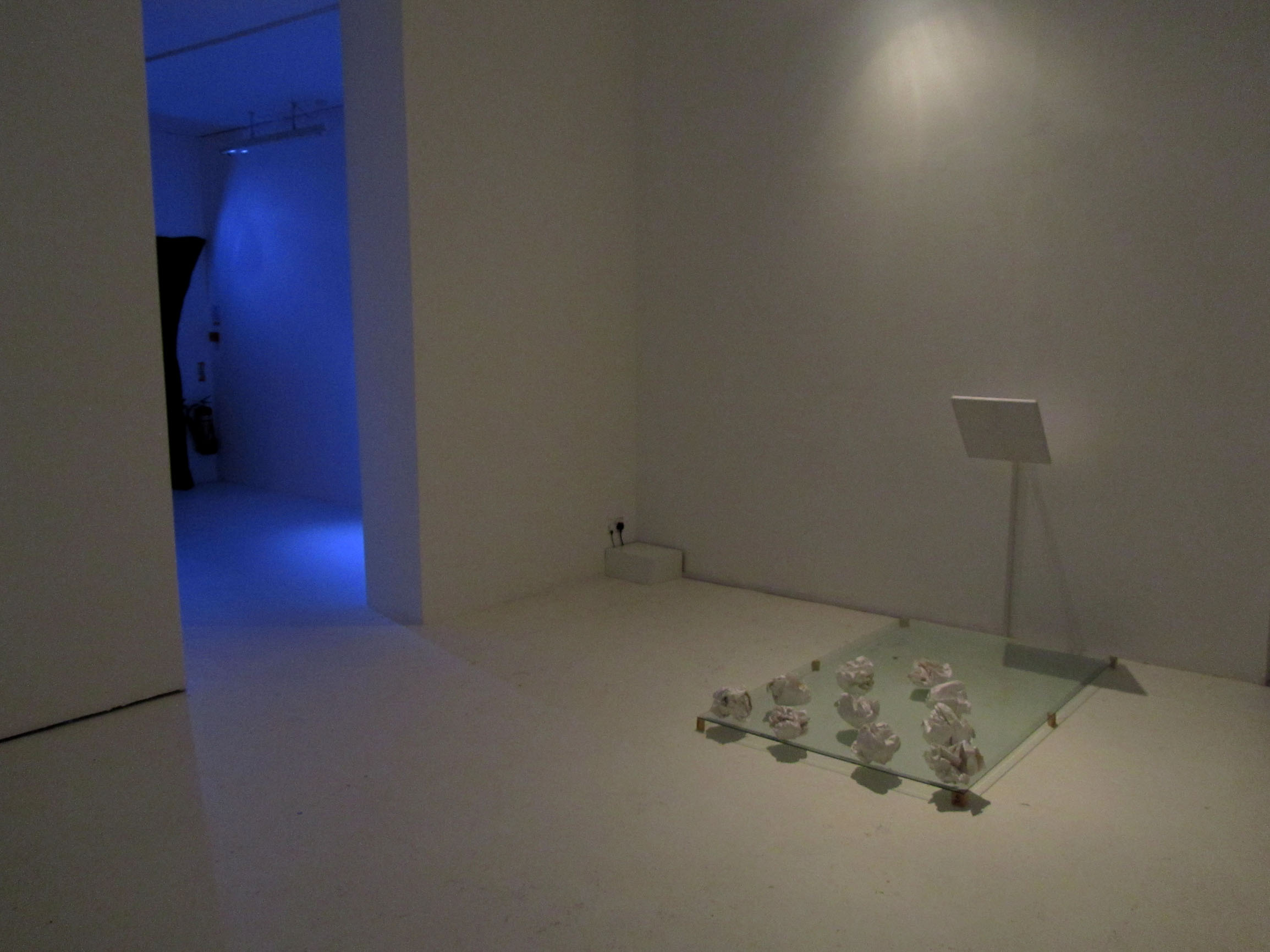 Richard Carr, Residual Error, Installation (View 1). 2015, SOMA Contemporary Gallery.JPG.jpg
