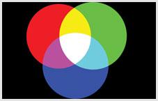 RGB mixing