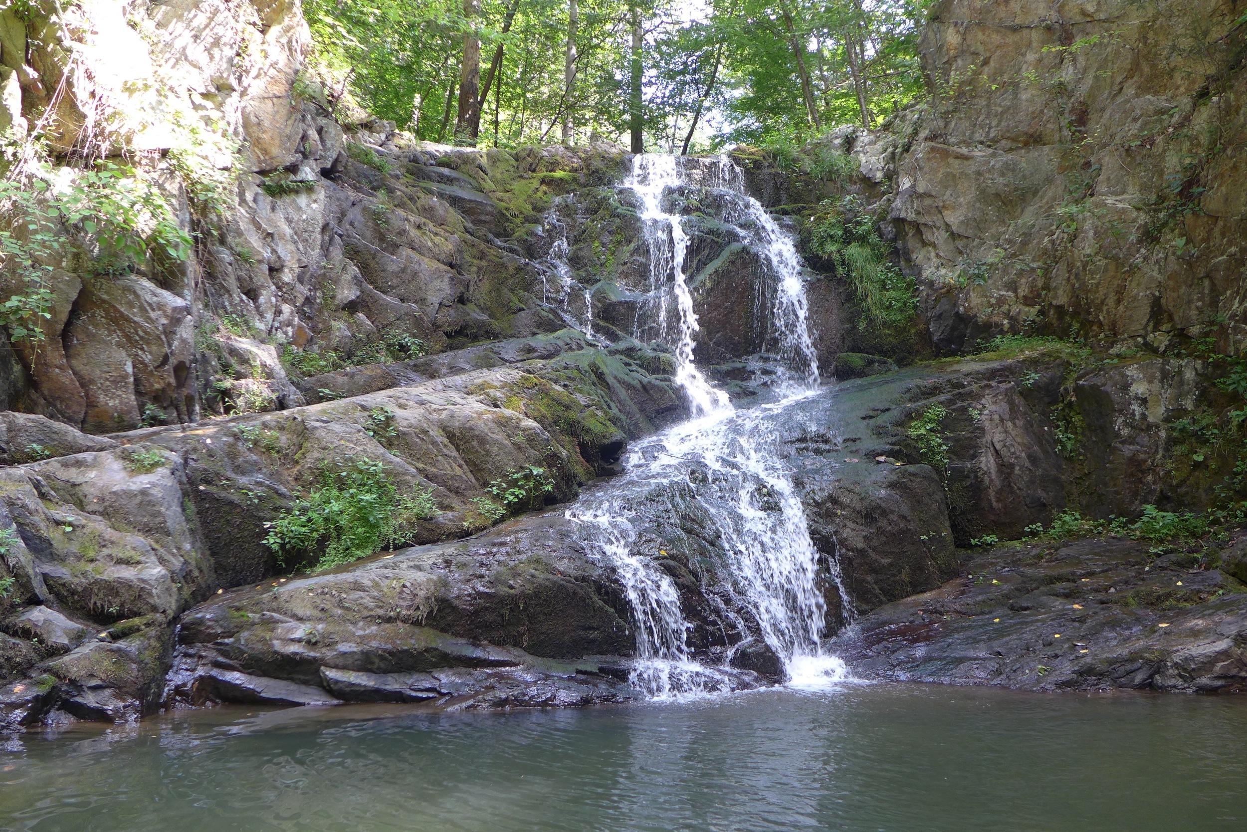 Indian Brook Waterfalls - Cold Spring, NY